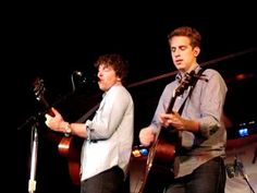 My too favorite music men or all time: Matt Wertz and Ben Rector singing Everything will be Alright