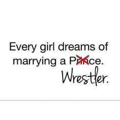 I'm married to a former wrestler and bull rider....and he swears I'm the best! ;) #luckyme