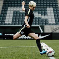 Megan Rapinoe - USA women's national soccer team