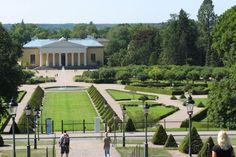 Botaniska trädgården, Uppsala: Sweden
