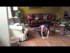 TEN IN TEN UPPER BODY WORKOUT WITH YVETTE SALVA EPISODE #165 - YouTube