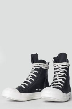 on sale df801 4d97b Rick Owens DRKSHDW  Ramones sneakers Urban Fashion, Mens Fashion, Fashion  Outfits, Rick