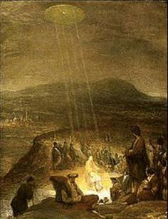 5 Ancient Renaissance Paintings With Surprising Evidence Of Ufo's - Culture - Nigeria