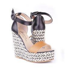 GAIMO SS17 Nail Wedge Espadrille Sandals | SPANISH SHOP ONLINE