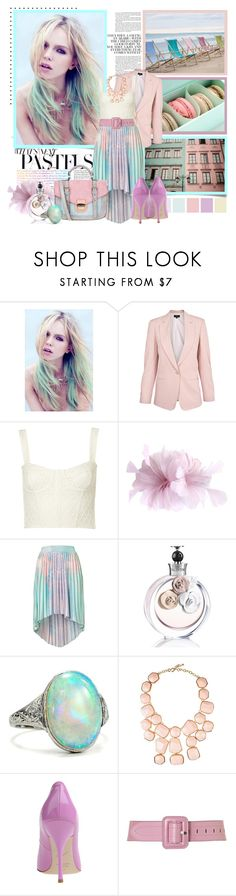 """""""#3 Pastel"""" by lollypop1 ❤ liked on Polyvore featuring Free People, Paul Smith, Topshop, New Look, Valentino, Kenneth Jay Lane, Giuseppe Zanotti and Lipsy"""