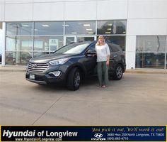 https://flic.kr/p/x3GETn   #HappyBirthday to Lori White from Tim O'Farrell at Hyundai of Longview!   www.hyundaioflongview.com/?utm_source=Flickr&utm_medi...