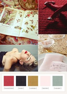 Browse red color stories | 100 Layer Cake