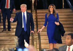 More Pics of Melania Trump Day Dress (3 of 7) - Melania Trump Lookbook - StyleBistro