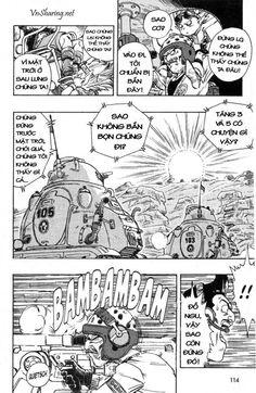 SandLand chap 7 - Truyện tranh | Truyện tranh online | Đọc truyện tranh | Manga