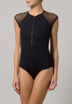 Stylischer Badeanzug mit Netz-Optik! Melissa Odabash HONOLUA - Badeanzug - black für 224,95 € (27.07.16) versandkostenfrei bei…