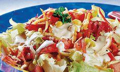 Nível de dificuldade: Fácil, Categoria: Salada