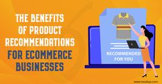 #Revalsys #CreatingPossibilities #Ecommerce #ProductRecommendations Our latest blog post: The Benefits Of Product Recommendations For Your Ecommerce Business