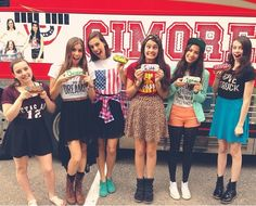 O my gosh I can't wait to meet them one day very soon! I love them more than words can say and I will be the #1CimorelliFan 4ever!