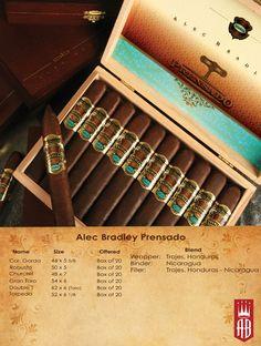 Prensado - Alec Bradley