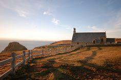 Pointe du Van - chapelle Saint-They - Finistère