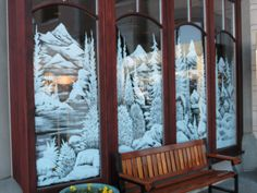 Christmas is a festive time of year and in keeping with the spirit of the season, many of the windows in Downtown Victoria turn into magical...