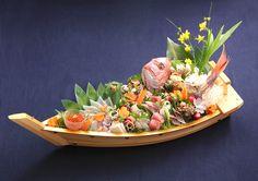 四季の京懐石 松幸 昭代店 | 鉢盛 |