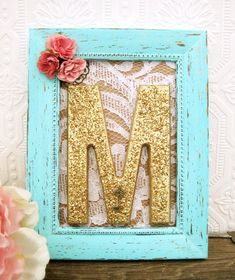Pink And Mint Nursery Decor Baby Girl Nursery by SeaLoveAndSalt, $47.00