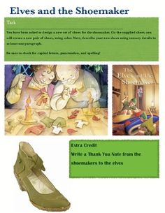 About elves and shoemaker on pinterest the elf elves and eyfs