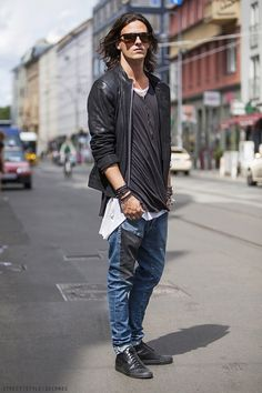 WHAT MEN IN FASHION BUSINESS ARE WEARING |STREET STYLE SECONDS