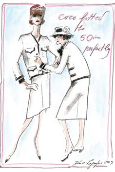 Coco Chanel Little Black Jacket Digital Platform - Coco Chanel Little Black Jacket - Elle