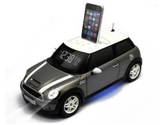 Station d'accueil HALTERREGO Mini Cooper S Silver  ~ MUST find this!! ~