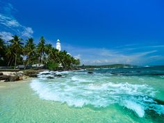 Galle, a popular fort town has a charming European feel ..