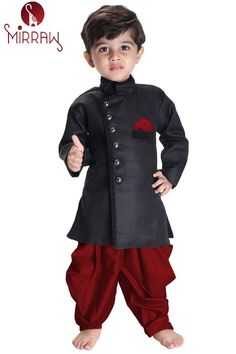 Kids kurta designs newly collected for eid Ramadan in 2020 Boys Party Wear, Kids Wear Boys, Kids Indian Wear, Kids Ethnic Wear, Kids Dress Collection, Kids Kurta, Boys Kurta Design, Kids Dress Wear, Baby Boy Dress