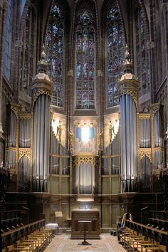 Sacred Architecture, Religious Architecture, Church Architecture, Concept Architecture, Amazing Architecture, Architecture Details, Beautiful Buildings, Beautiful Places, Organ Music