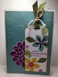 Linda Higgins: Love What You Do - Flower Patch and New Colours! - 8/16/14
