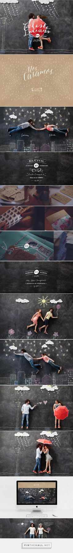 Wedding Invitation by Bando