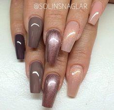 Solinsnaglar single photo instagrin nail art nail designs, s Sexy Nails, Fancy Nails, Love Nails, Pink Nails, Fabulous Nails, Gorgeous Nails, Pretty Nails, Beautiful Gorgeous, Nail Color Combinations
