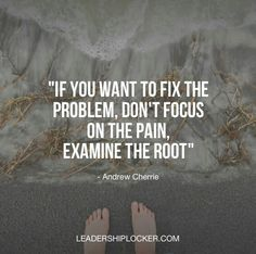 Examine the route #leadership