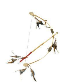 { bow and arrow set }