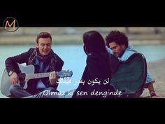 اغنية تركية رومانسية لـ مصطفى جيجلي - لون الورد مترجمة للعربية Mustafa Ceceli - Gül Rengi - YouTube
