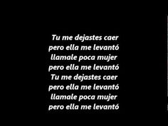 Ella me levanto con letra - Daddy Yankee