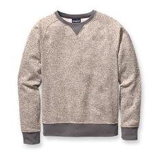 Patagonia Men's Brisker Crew Fleece Sweatshirt ($50-100) - Svpply