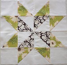 Pinwheel Quilt Along Week #3