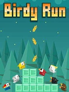 Juego JAR birdy run 360x640 para celular