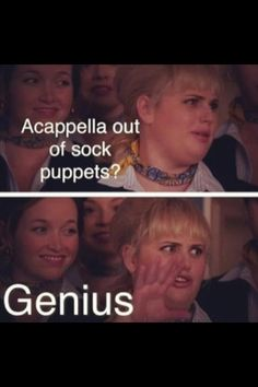 Fat Amy, love that ponytail! Fat Amy Quotes, Tv Quotes, Movie Quotes, Funny Quotes, Pitch Perfect Quotes, Pitch Perfect Movie, Funny Movies, Good Movies, Greatest Movies