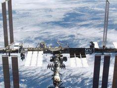 Bild zu Weltraumstation ISS