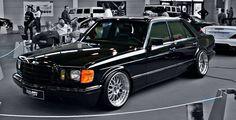 S Class W126