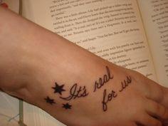 Quote #tattoos