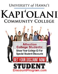 College Student Discounts Here are some student discounted offers for the students attending college University Of New Orleans, Walden University, Loyola University Chicago, Old Dominion University, Depaul University, University Of Denver, Webster University, Belmont University, Marquette University