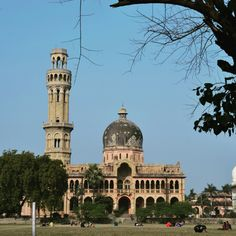 Allahabad University Indian Architecture, Architecture Design, Watercolor Landscape, Incredible India, Taj Mahal, University, The Incredibles, Country, World