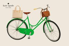 KATE SPADE New York Bicycle by Abici- cute!