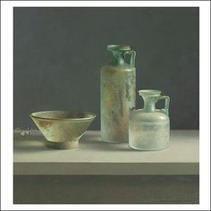 Roman glass | Henk Helmantel - Art Revisited