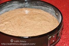 TORT CU NUCI SI CIOCOLATA Food Cakes, Cake Recipes, Oatmeal, Pudding, Breakfast, Desserts, Image, Cakes, The Oatmeal