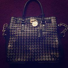 Limited edition Michael Kors bag Used Michael Kors bag like new!! Michael Kors Bags Totes