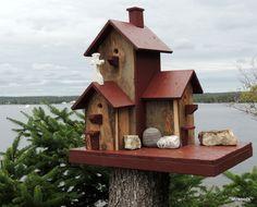 "Pod's ""Mira"" Bird Church"